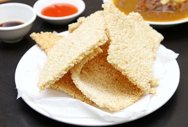 Đặc sản cơm cháy Ninh Bình
