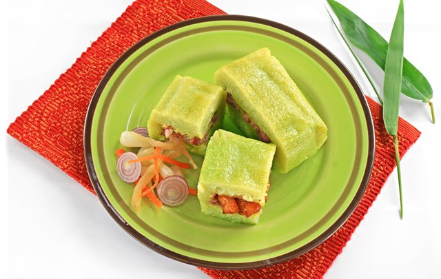Bánh Chưng Truyền Thống Việt Nam