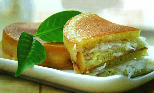 Bánh bò - Sài gòn nhiều thực khách ưa chuộng