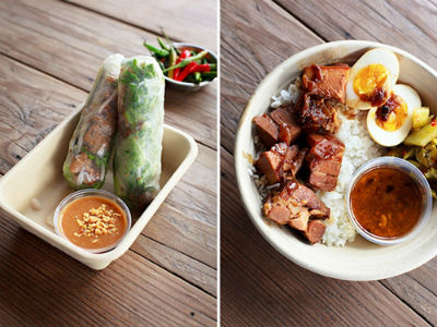 cái hài hòa vừa phải trong món ăn Việt