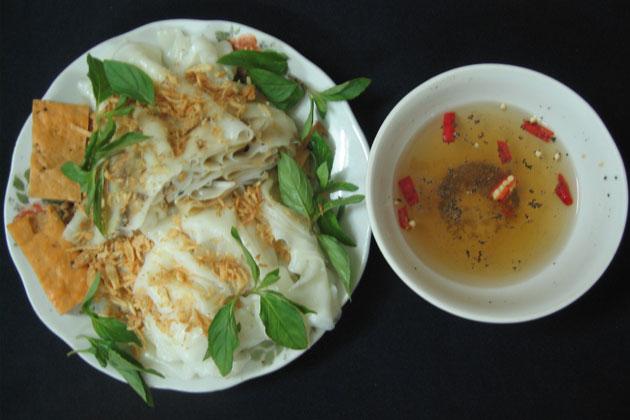 Bánh cuốn Thanh Trì ngon nổi tiếng Hà Nội