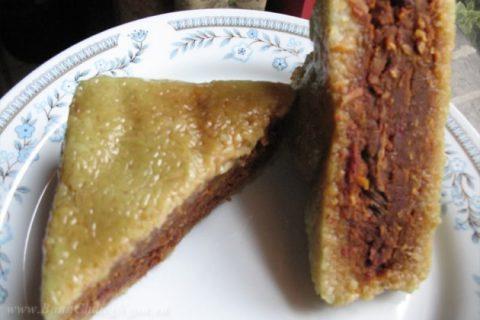 Bánh chưng ngọt nhân đường đặc biệt
