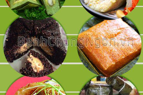 Hãy đến cửa hàng Bánh Chưng Ngon để mua các loại bánh chưng đặc sản