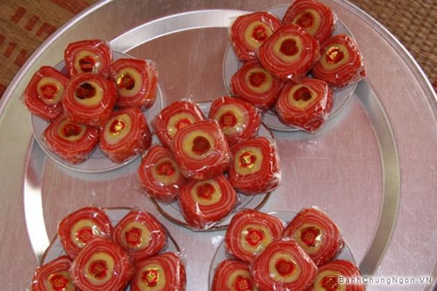 Bánh bác Giang Xá - đặc sản ngon của người Hà Nội (Hà Tây cũ)