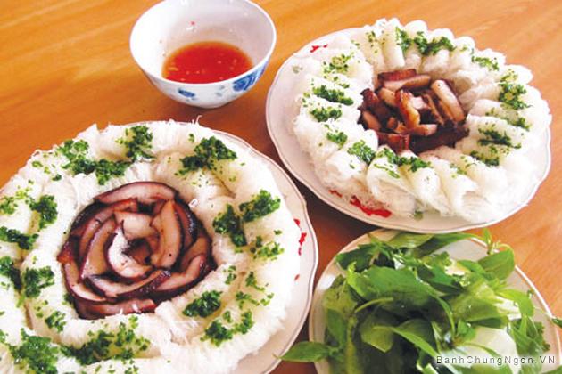 Bánh hỏi ngon đặc sản vùng đất Bình Định