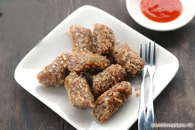 Nem chua rán Hà Nội ngon và nổi tiếng với hương vị tuyệt vời