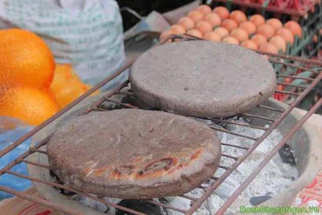 Độc đáo món bánh tam giác mạch Hà Giang