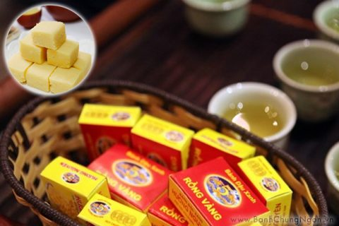 Bánh đậu xanh Hải Dương - Đặc sản ngon hương vị truyền thống quê hương
