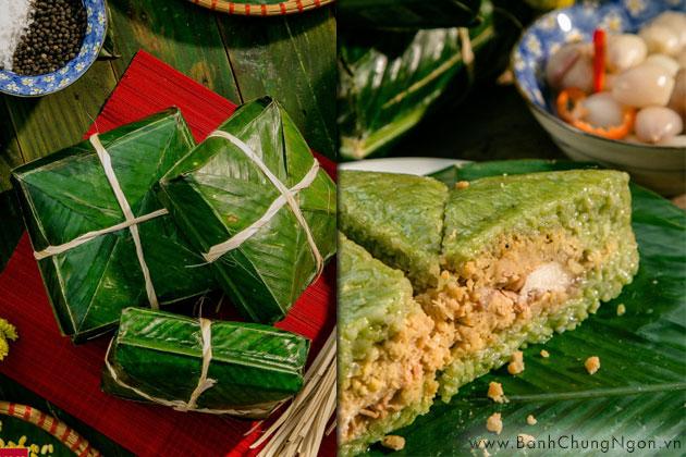Thương hiệu bánh chưng Kiều Gia ở Hà Nội