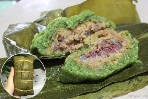 Bánh chưng gù Hà Giang được bán tại các thành phố như Hà Nội, TPHCM, Hải Phong...