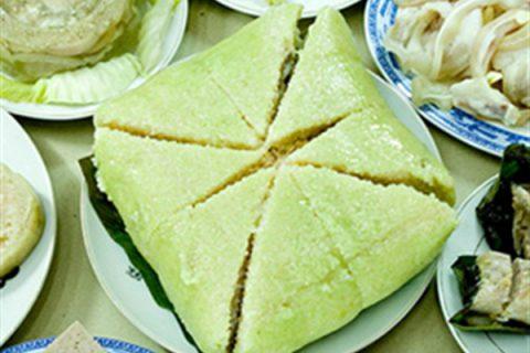 Bánh chưng xanh ngon